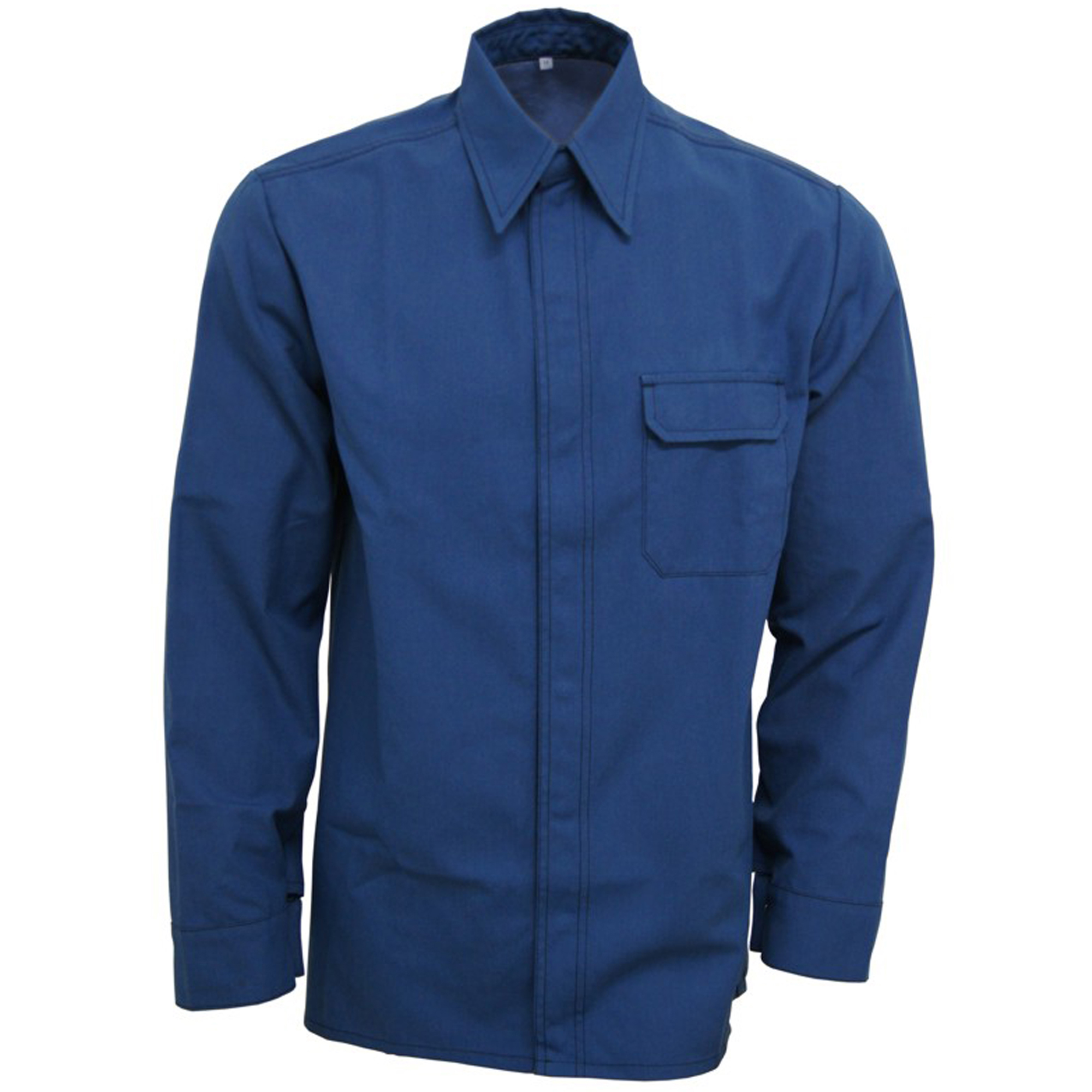 BSD LIGHT PROTECTIVE ARC FLASH SHIRT - Class 1, 8.0 CAL/CM2
