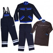 BSD CLASSIC ARC FLASH JACKET, TROUSERS, DUNGAREES AND SWITCHING COAT – Class 1, 37.7 CAL/CM²
