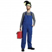 ROOTS MULTI PROTECTOR ARC FLASH BIB – Class 2, 26.8 CAL/CM²