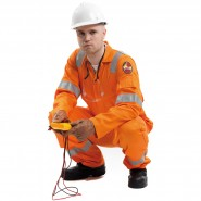 ROOTS FLAMEBUSTER NORDIC COVERALL – Class 1, 8.1 CAL/CM²