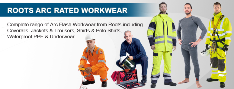 Roots Arc Rated Workwear