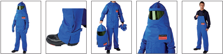 SURVIVE ARC SWITCHING SUIT – 51.0 CAL/CM²