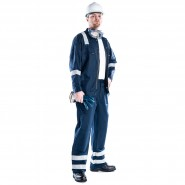 ROOTS FLAMEBUSTER NORDIC JACKET AND TROUSERS – Class 1, 8.1 CAL/CM²