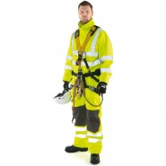 ROOTS STORMBUSTER CLASSIC WATERPROOF COVERALL – Class 2, 25.9 CAL/CM²