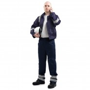 ROOTS FLAMEBUSTER CLASSIC NORDIC JACKET AND TROUSERS – Class 1, 8.1 CAL/CM²