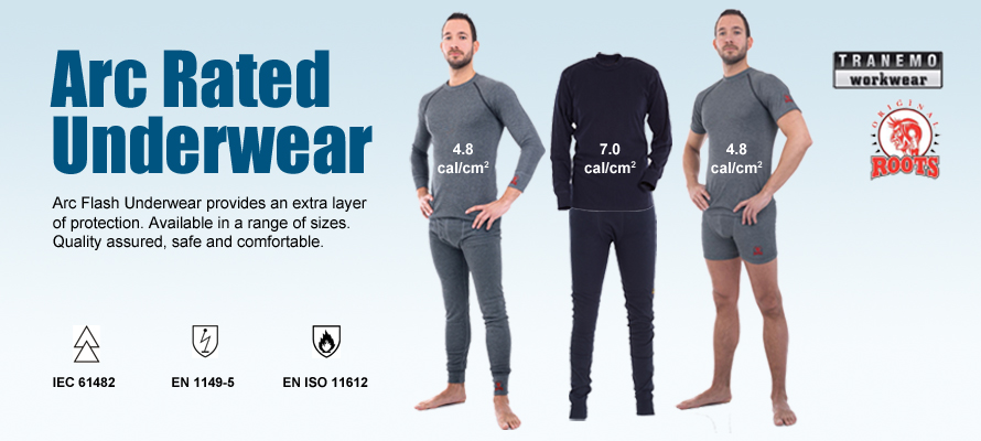Why Should You Consider Arc Flash Rated Underwear